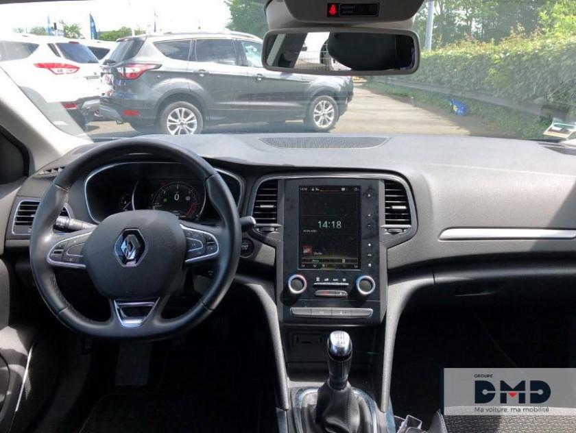 Renault Megane 1.6 Dci 130ch Energy Intens - Visuel #4