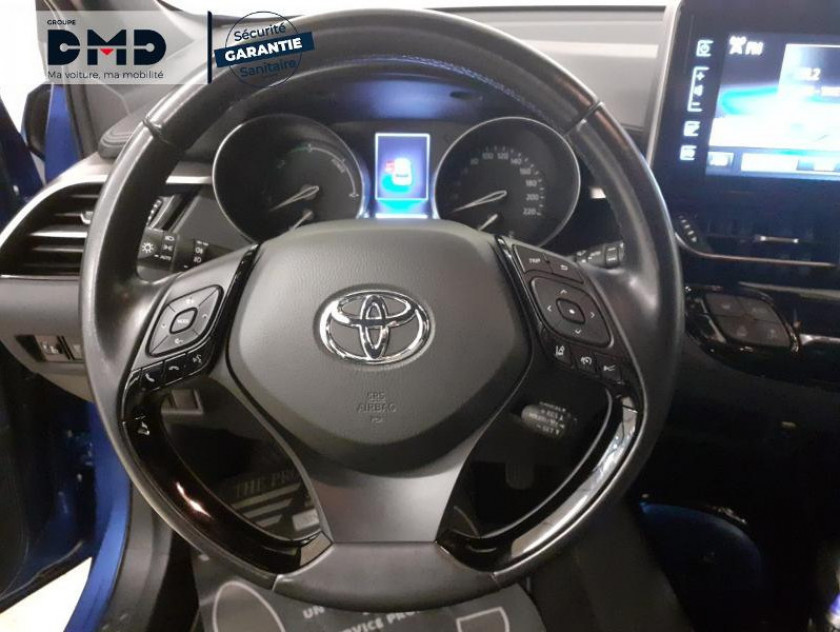 Toyota C-hr 122h Dynamic 2wd E-cvt - Visuel #7