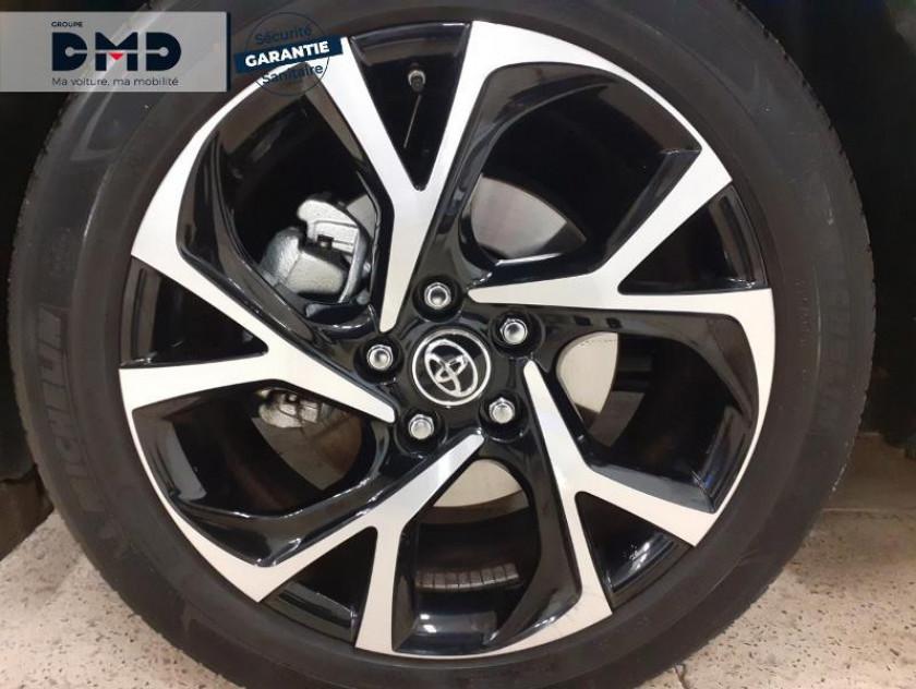 Toyota C-hr 122h Dynamic 2wd E-cvt - Visuel #13