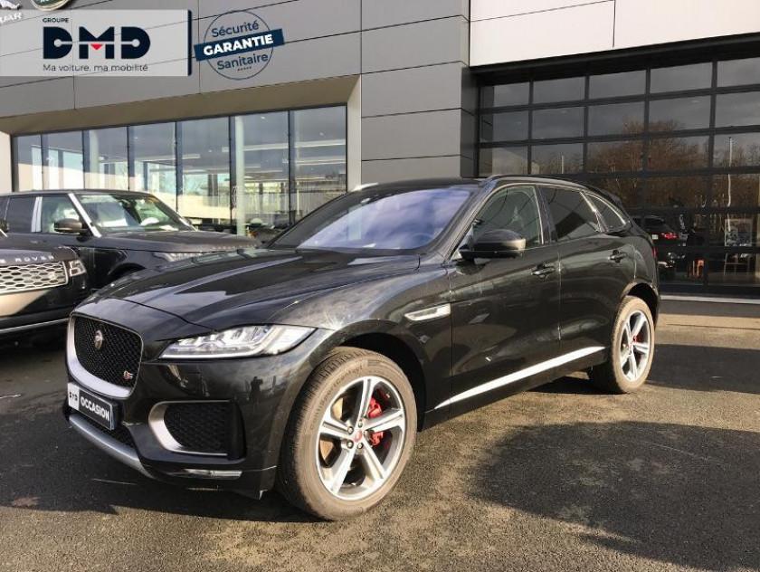 Jaguar F-pace V6 3.0d 300ch S 4x4 Bva8 - Visuel #15