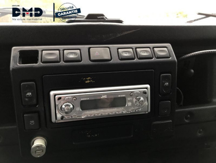 Land Rover Defender St 90 2.5 Td E - Visuel #6