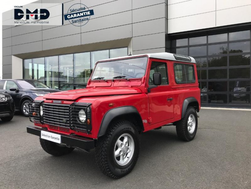 Land Rover Defender St 90 2.5 Td E - Visuel #14