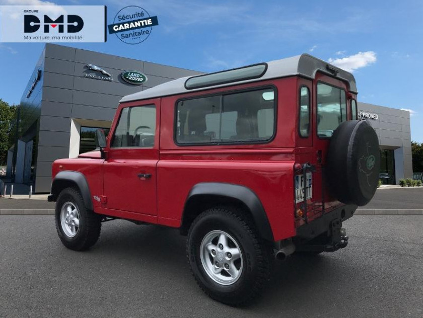 Land Rover Defender St 90 2.5 Td E - Visuel #3