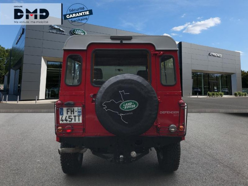 Land Rover Defender St 90 2.5 Td E - Visuel #11