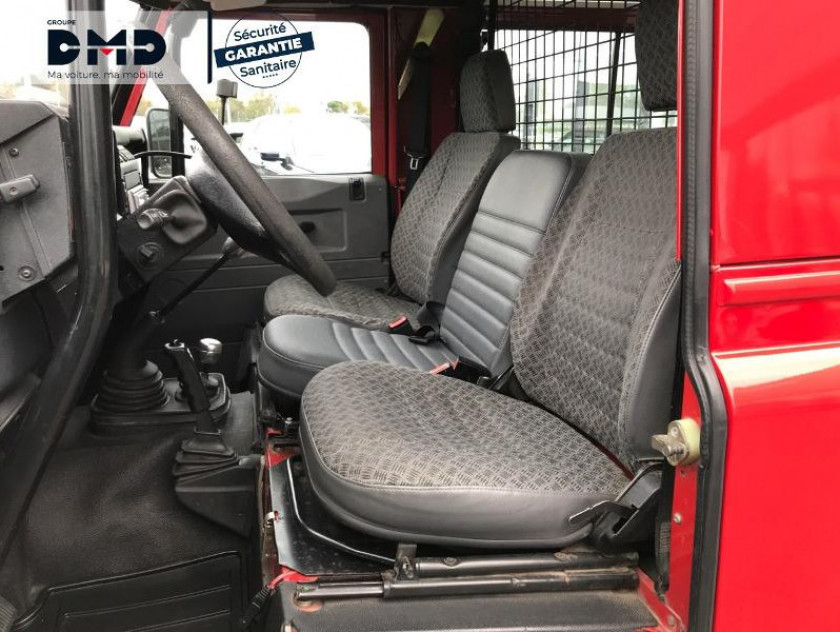 Land Rover Defender St 90 2.5 Td E - Visuel #9