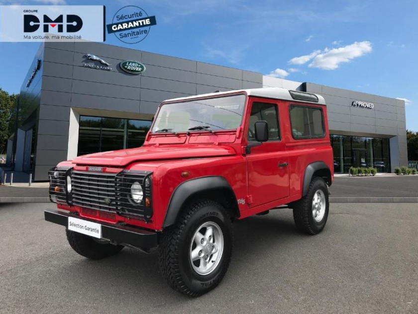 Land Rover Defender St 90 2.5 Td E - Visuel #1