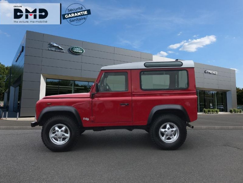 Land Rover Defender St 90 2.5 Td E - Visuel #2