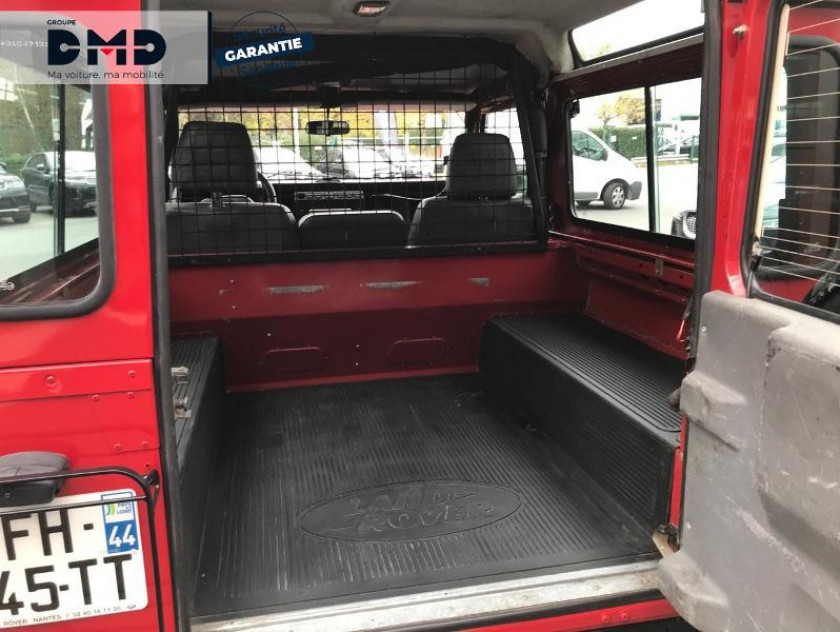 Land Rover Defender St 90 2.5 Td E - Visuel #12