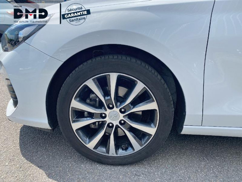 Hyundai I30 1.6 Crdi 115ch Edition #mondial 2019 Euro6d-t - Visuel #13