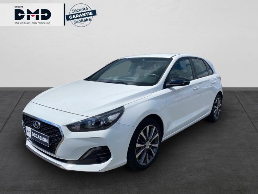 Hyundai I30 1.6 Crdi 115ch Edition #mondial 2019 Euro6d-t - Visuel #1