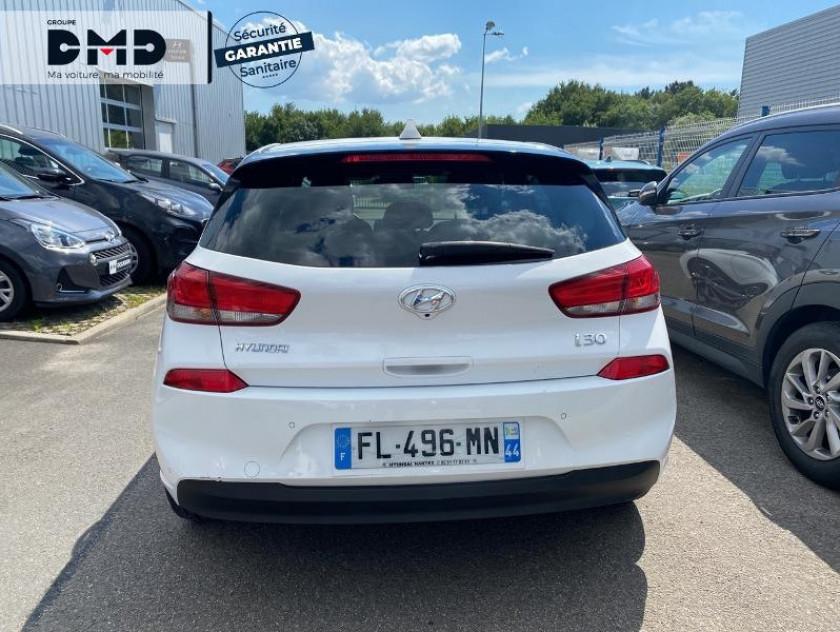 Hyundai I30 1.6 Crdi 115ch Edition #mondial 2019 Euro6d-t - Visuel #11