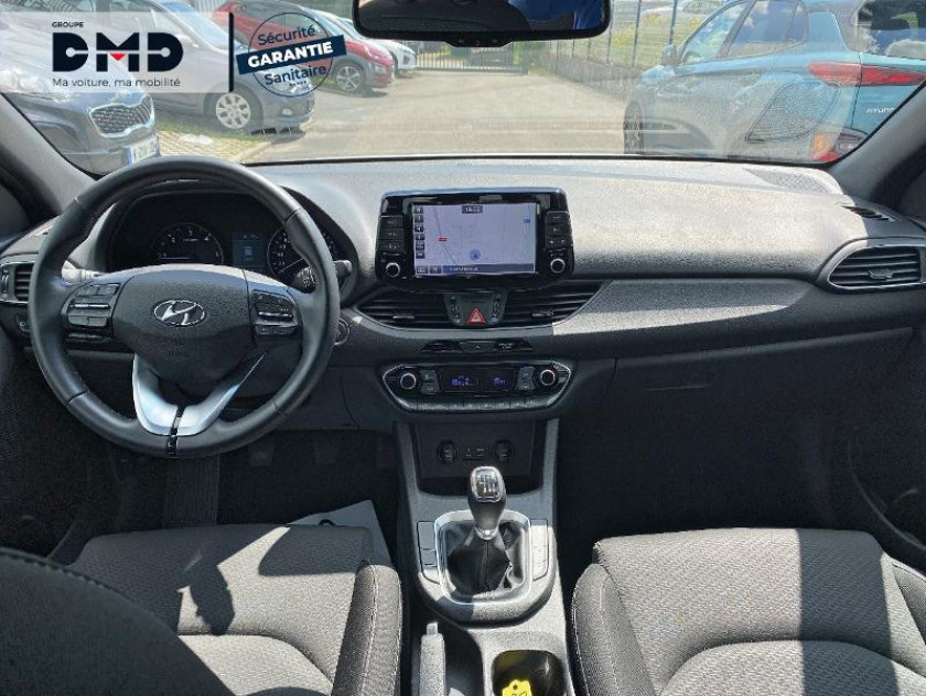 Hyundai I30 1.6 Crdi 115ch Edition #mondial 2019 Euro6d-t - Visuel #5