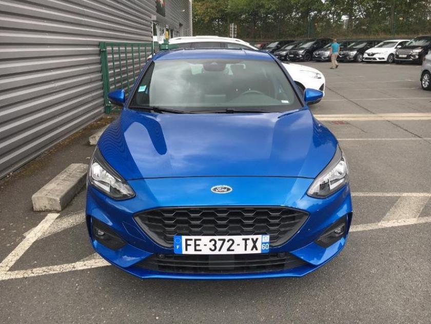 Ford Focus 1.0 Ecoboost 125ch Stop&start St-line Bva - Visuel #4