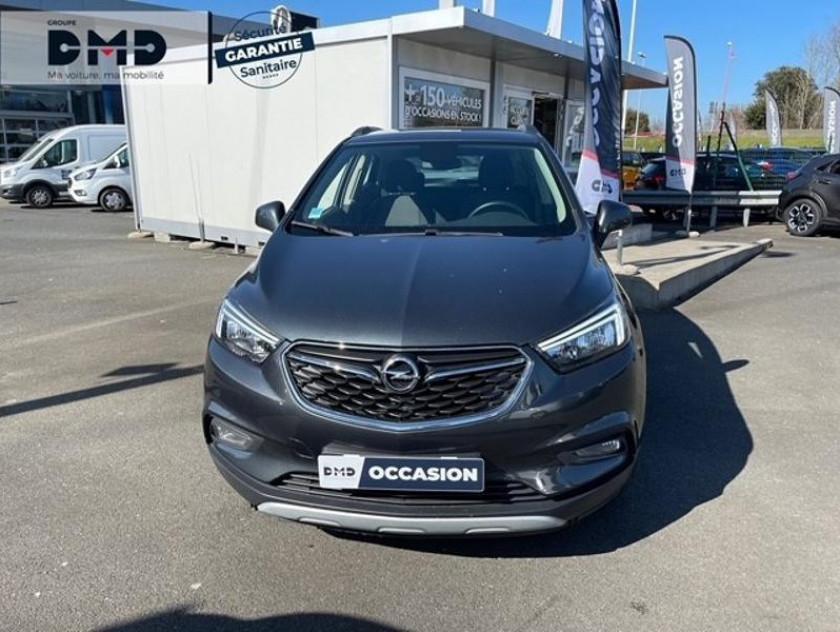Opel Mokka X 1.6 D 110ch Ecotec Edition 4x2 - Visuel #10