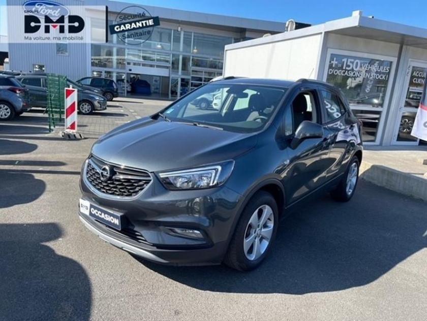 Opel Mokka X 1.6 D 110ch Ecotec Edition 4x2 - Visuel #12