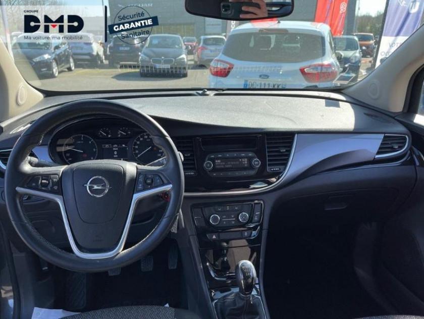 Opel Mokka X 1.6 D 110ch Ecotec Edition 4x2 - Visuel #9