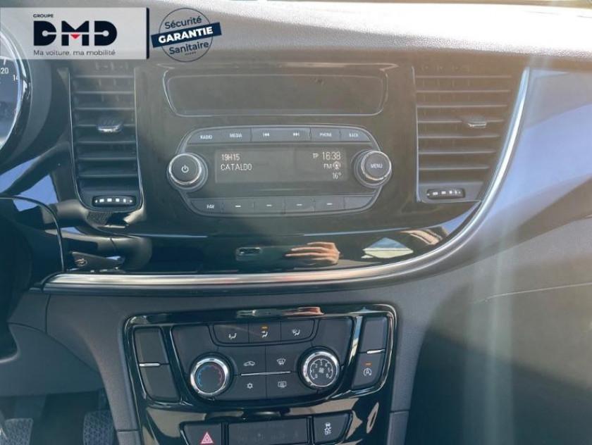 Opel Mokka X 1.6 D 110ch Ecotec Edition 4x2 - Visuel #8