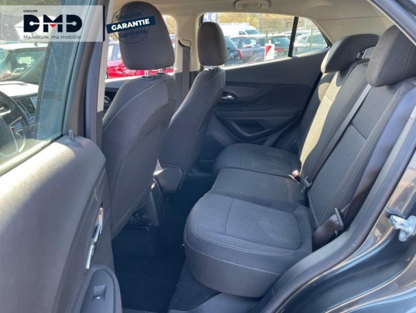 Opel Mokka X 1.6 D 110ch Ecotec Edition 4x2 - Visuel #4