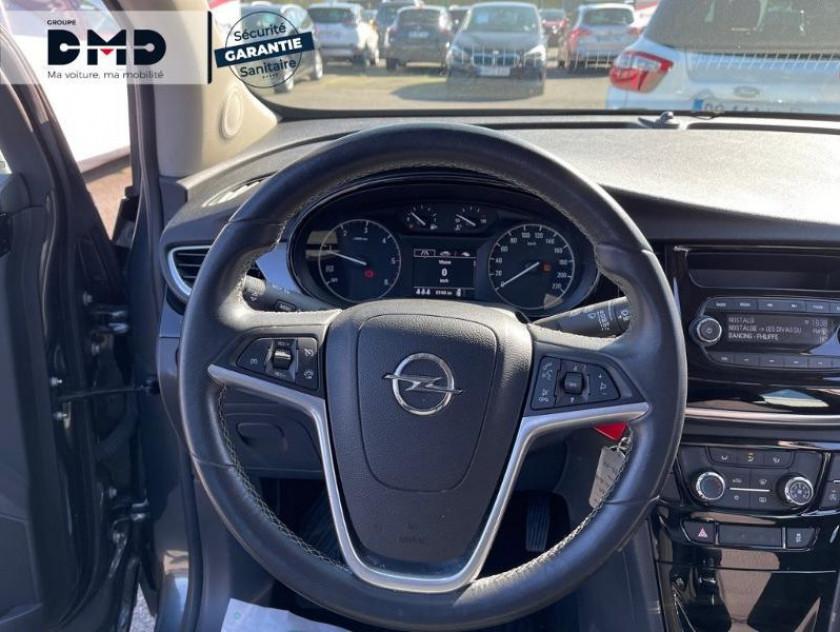 Opel Mokka X 1.6 D 110ch Ecotec Edition 4x2 - Visuel #7
