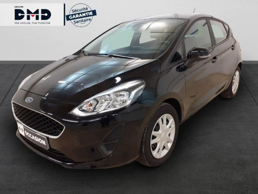 Ford Fiesta 1.0 Ecoboost 100ch Stop&start Cool & Connect 5p Euro6.2 - Visuel #1