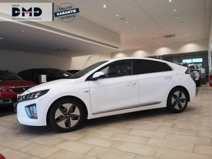 Hyundai Ioniq Hybrid 141ch Executive - Visuel #15