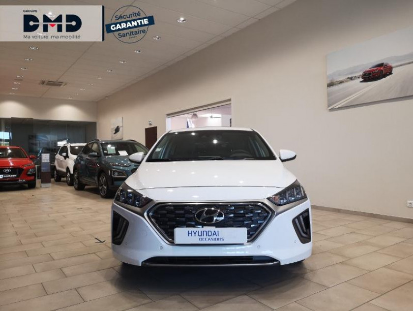 Hyundai Ioniq Hybrid 141ch Executive - Visuel #4