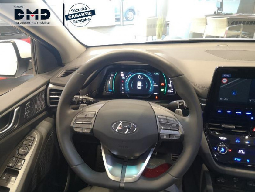 Hyundai Ioniq Hybrid 141ch Executive - Visuel #7