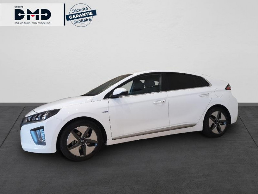 Hyundai Ioniq Hybrid 141ch Executive - Visuel #1