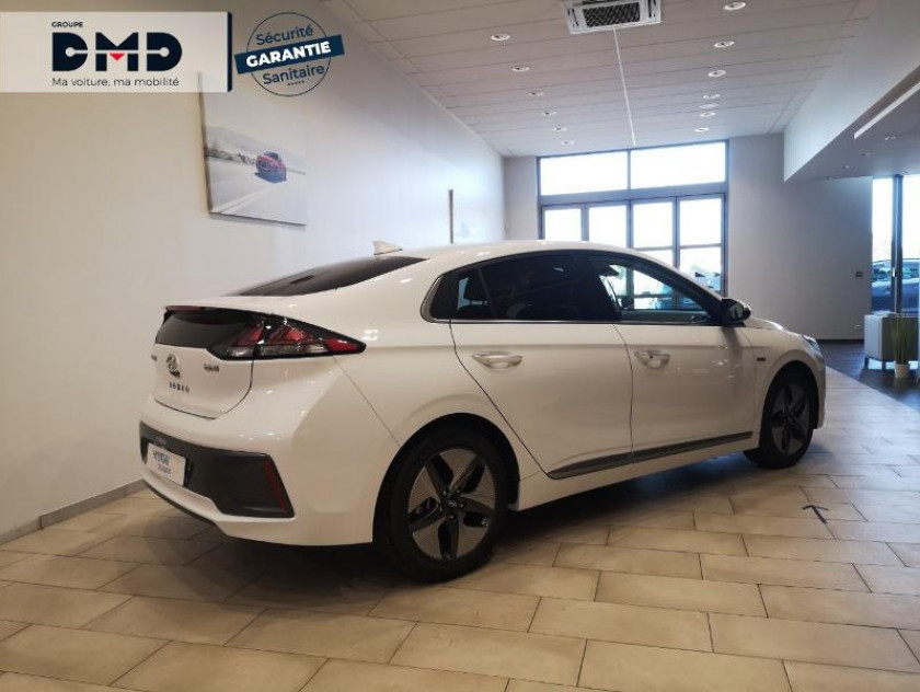 Hyundai Ioniq Hybrid 141ch Executive - Visuel #3