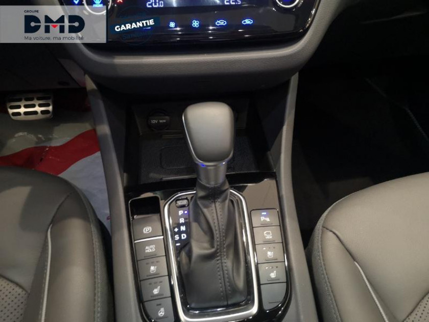 Hyundai Ioniq Hybrid 141ch Executive - Visuel #8