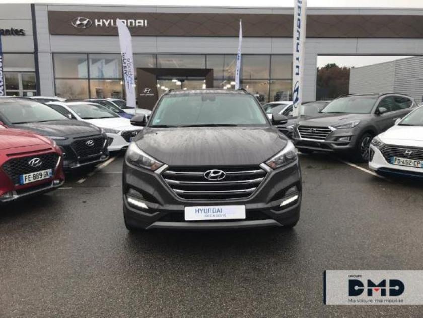 Hyundai Tucson 1.7 Crdi 141ch Creative 2wd Dct-7 - Visuel #4