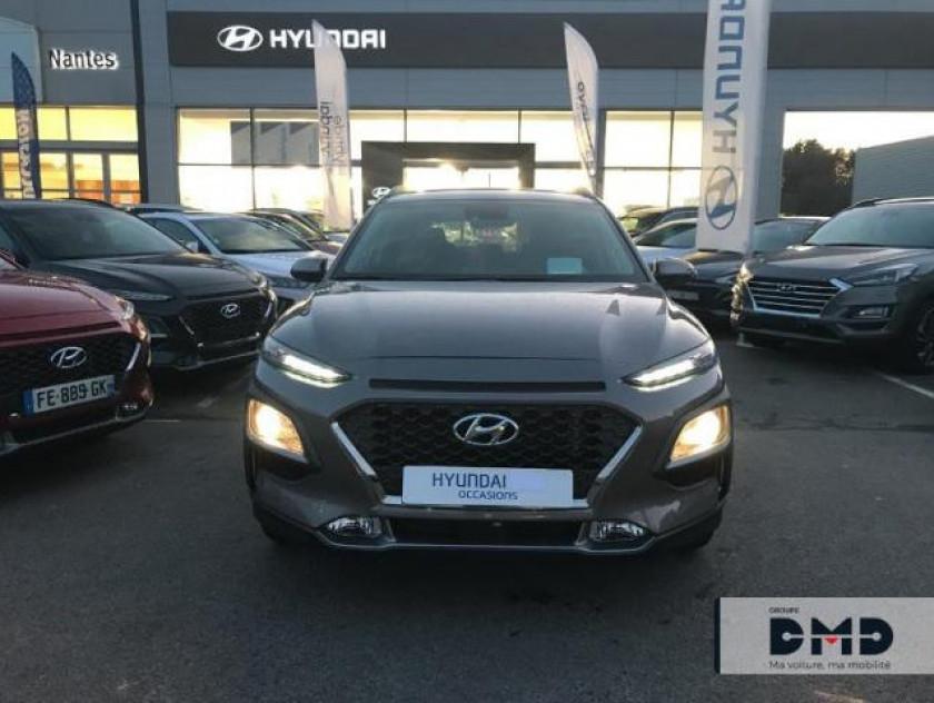 Hyundai Kona 1.0 T-gdi 120ch Edition 1 - Visuel #4