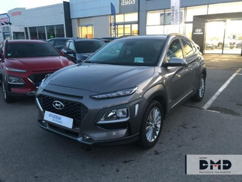 Hyundai Kona 1.0 T-gdi 120ch Edition 1 - Visuel #18