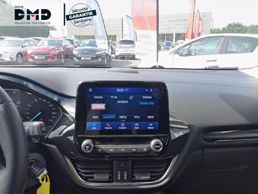 Ford Puma 1.0 Ecoboost 155ch Mhev Titanium - Visuel #6