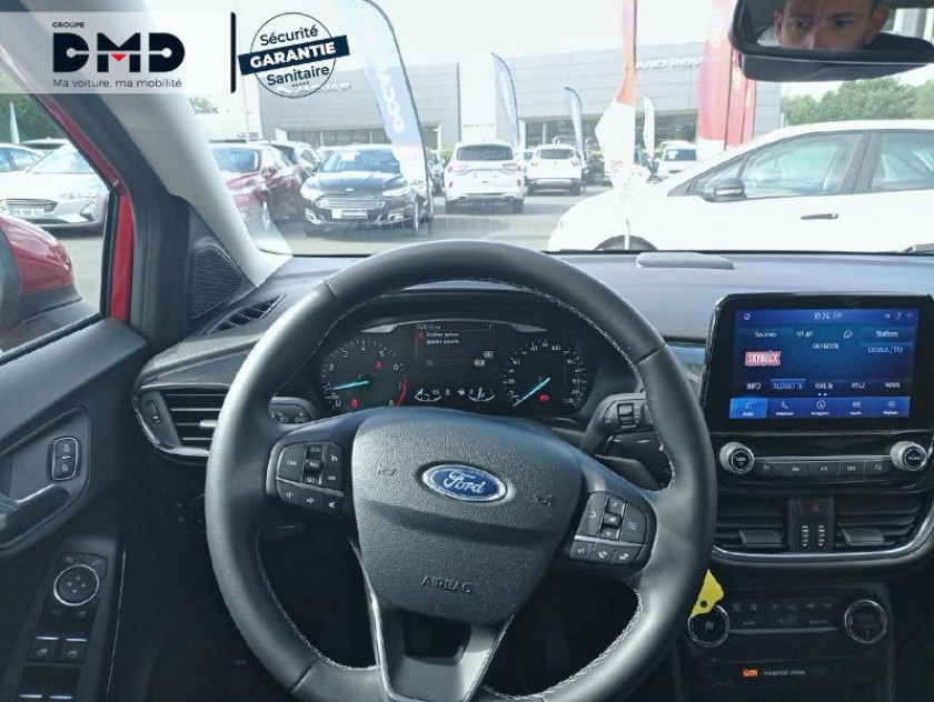 Ford Puma 1.0 Ecoboost 155ch Mhev Titanium - Visuel #7