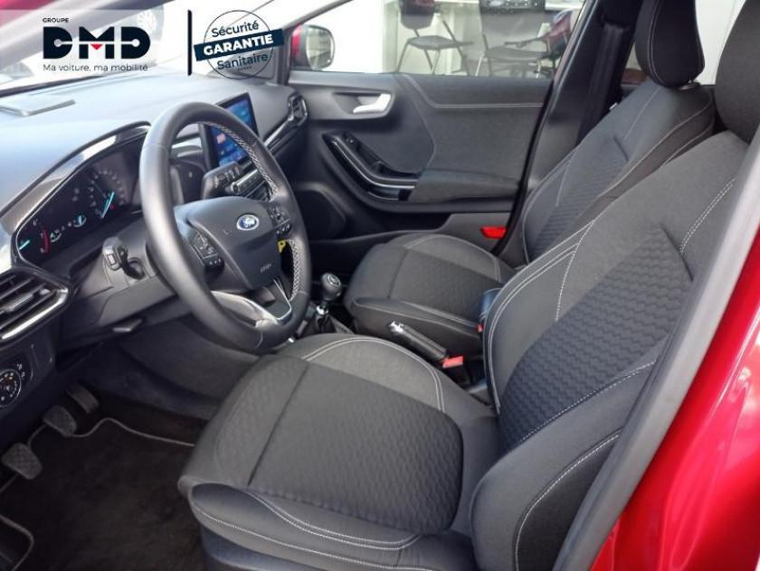 Ford Puma 1.0 Ecoboost 155ch Mhev Titanium - Visuel #9
