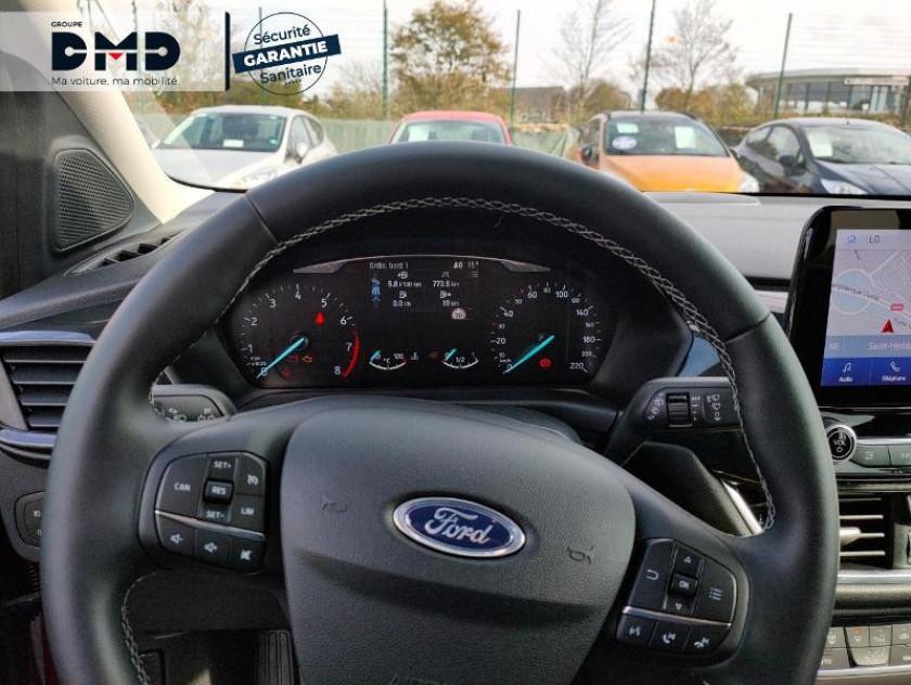 Ford Puma 1.0 Ecoboost 125ch Mhev Titanium - Visuel #7