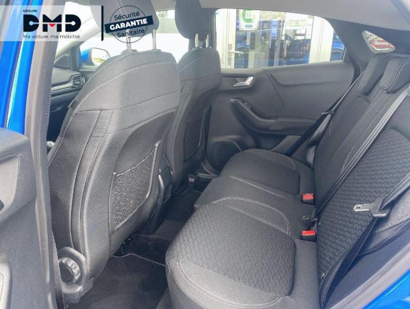 Ford Puma 1.0 Ecoboost 155ch Mhev Titanium Business 7cv - Visuel #10