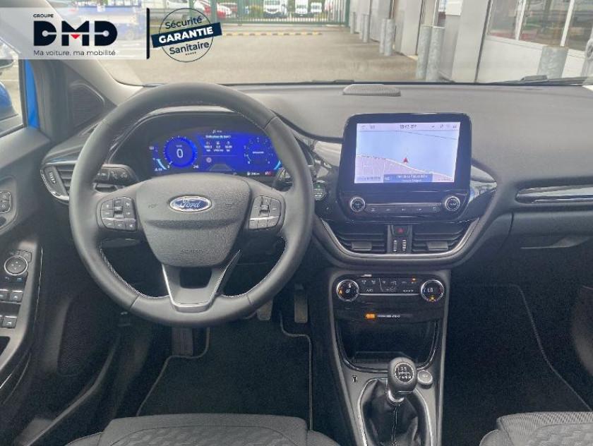 Ford Puma 1.0 Ecoboost 155ch Mhev Titanium Business 7cv - Visuel #5
