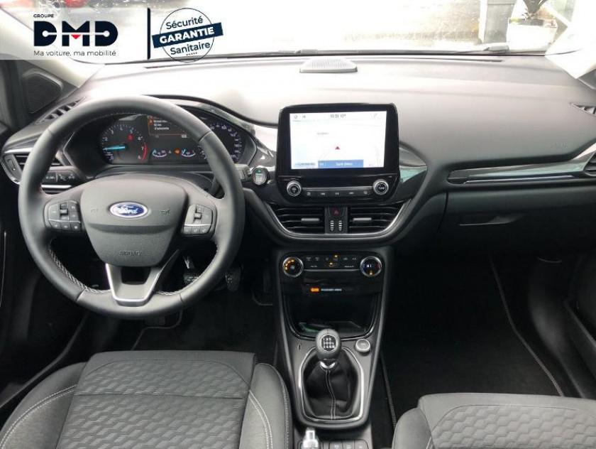 Ford Puma 1.0 Ecoboost 125ch Mhev Titanium 7cv - Visuel #5