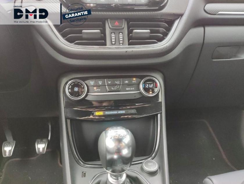 Ford Puma 1.0 Ecoboost 155ch Mhev St-line X - Visuel #8