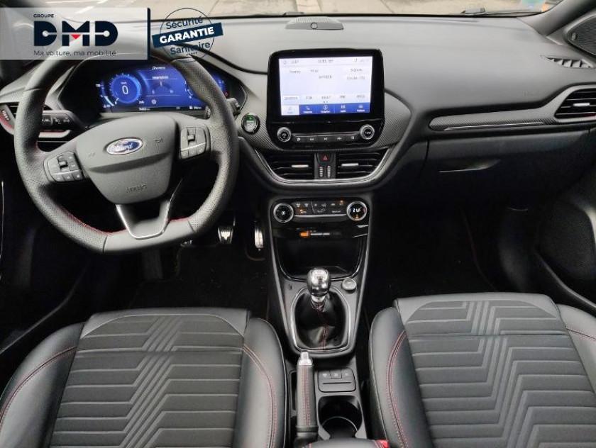 Ford Puma 1.0 Ecoboost 155ch Mhev St-line X - Visuel #5