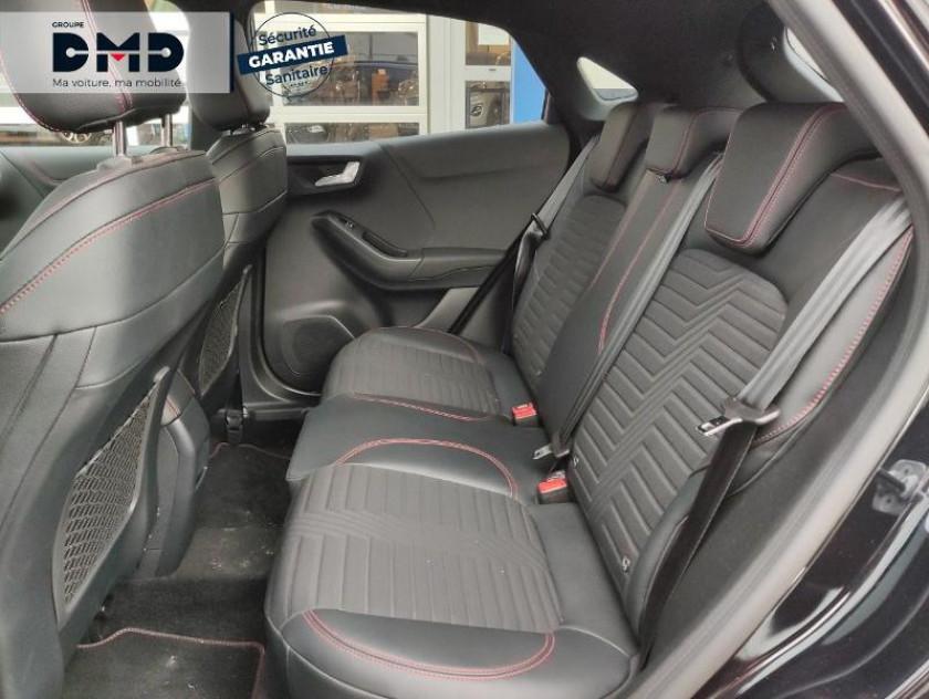 Ford Puma 1.0 Ecoboost 155ch Mhev St-line X - Visuel #10