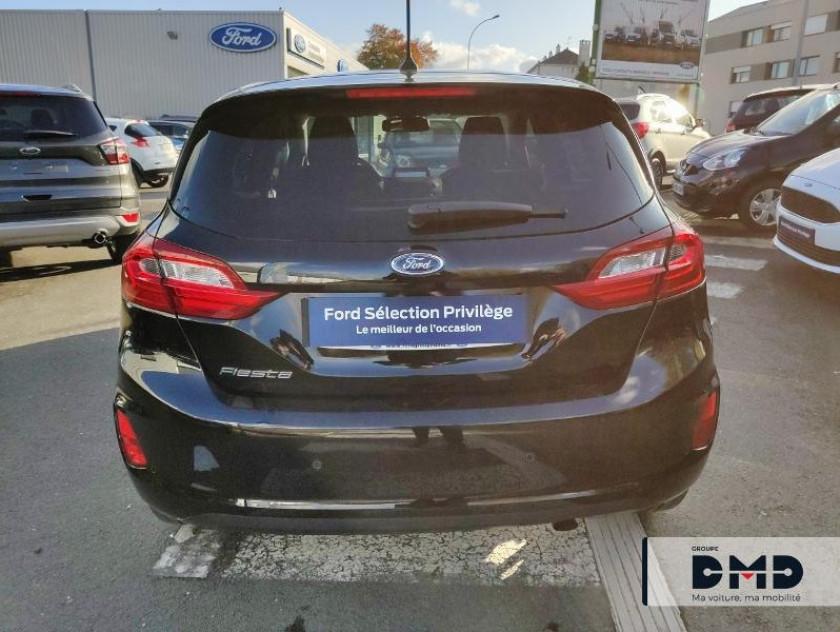Ford Fiesta 1.0 Ecoboost 100ch Stop&start B&o Play First Edition Bva 5p - Visuel #10