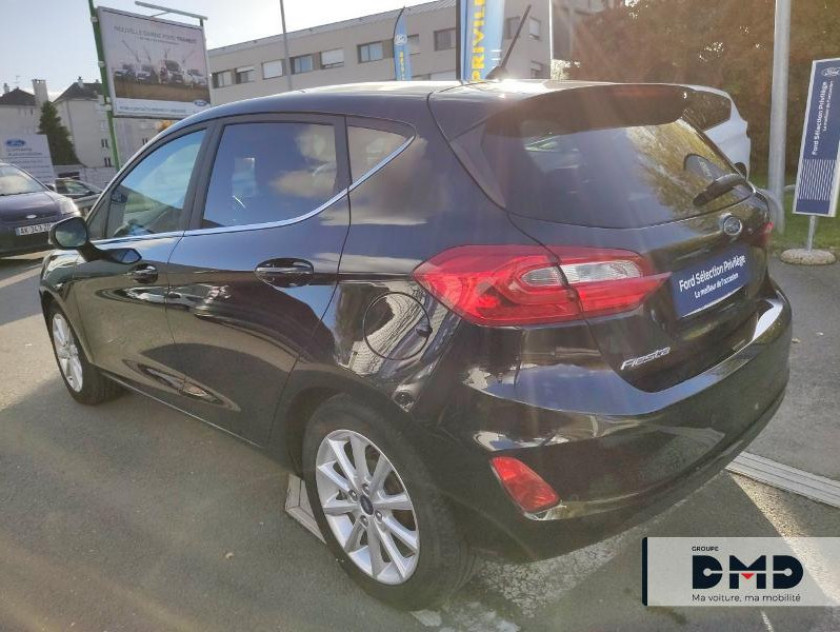 Ford Fiesta 1.0 Ecoboost 100ch Stop&start B&o Play First Edition Bva 5p - Visuel #2