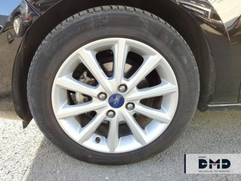 Ford Fiesta 1.0 Ecoboost 100ch Stop&start B&o Play First Edition 5p - Visuel #13