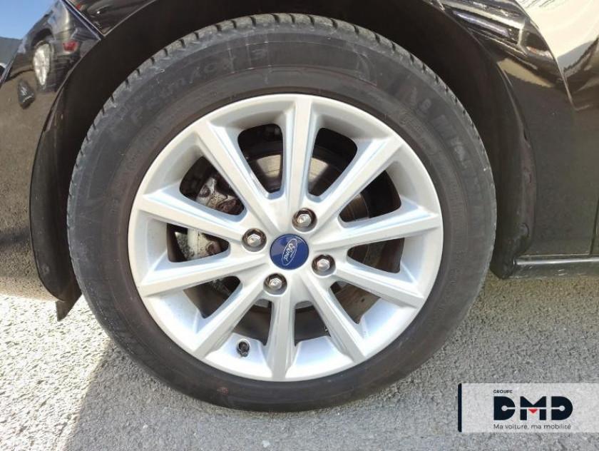 Ford Fiesta 1.0 Ecoboost 100ch Stop&start B&o Play First Edition Bva 5p - Visuel #12