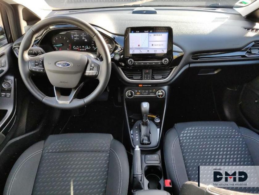 Ford Fiesta 1.0 Ecoboost 100ch Stop&start B&o Play First Edition Bva 5p - Visuel #4