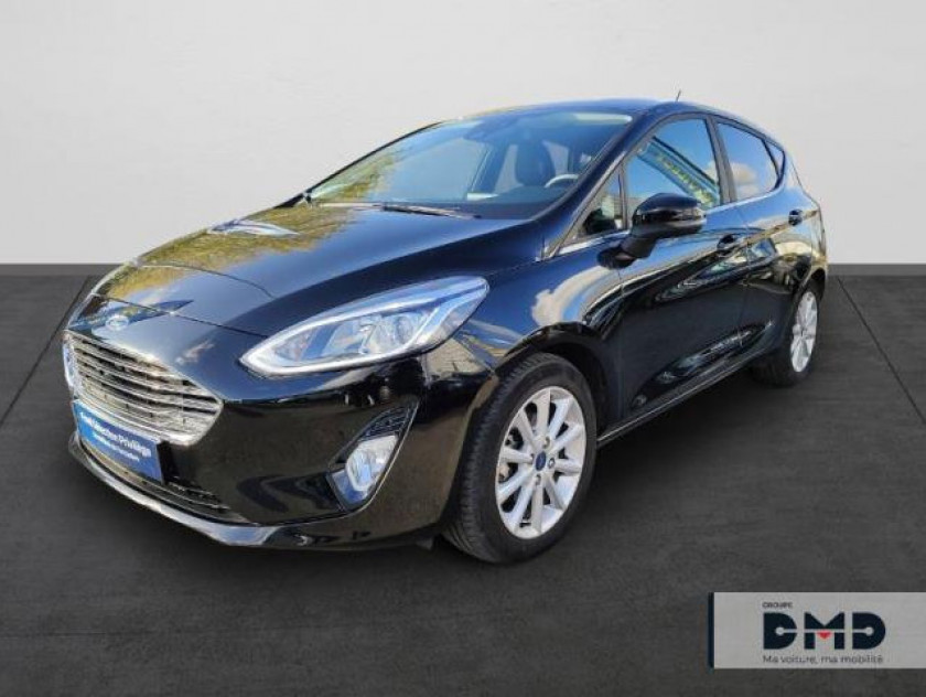 Ford Fiesta 1.0 Ecoboost 100ch Stop&start B&o Play First Edition 5p - Visuel #1