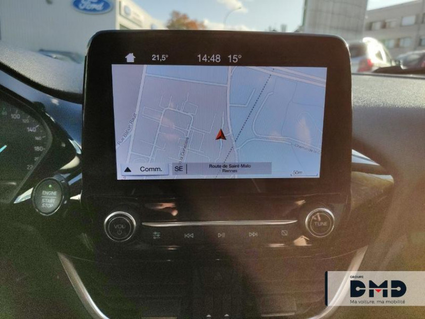 Ford Fiesta 1.0 Ecoboost 100ch Stop&start B&o Play First Edition Bva 5p - Visuel #5